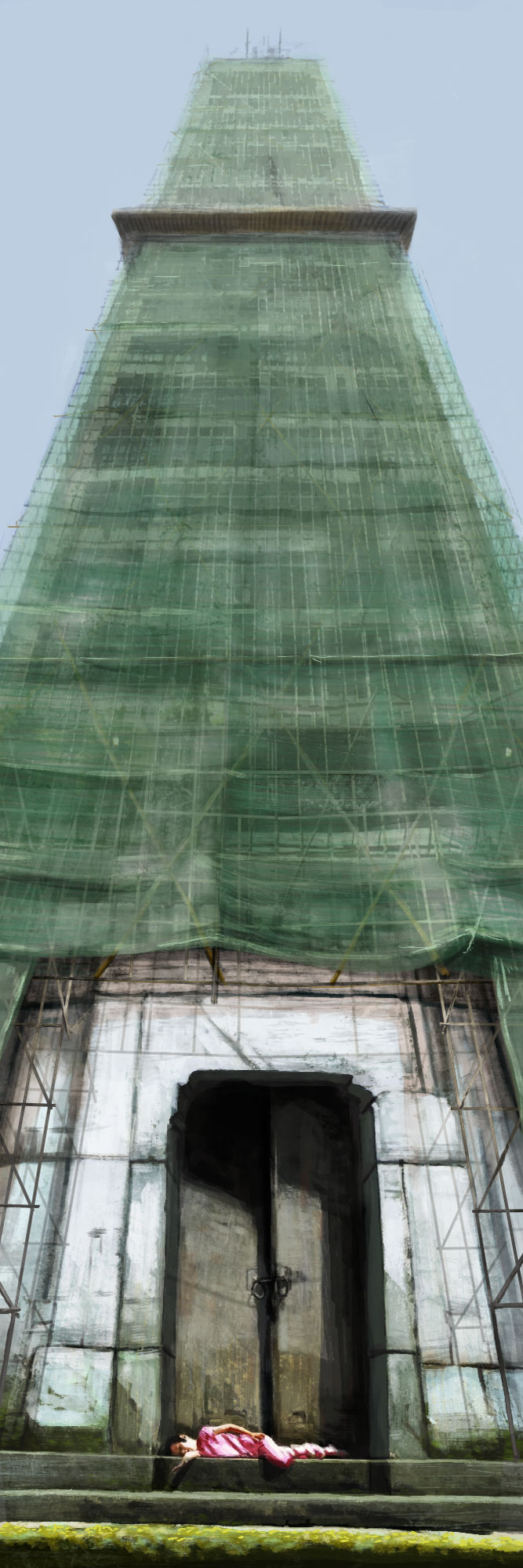 under construction sleeper