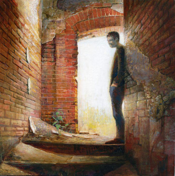 Adrian Johnston, Doorway-02